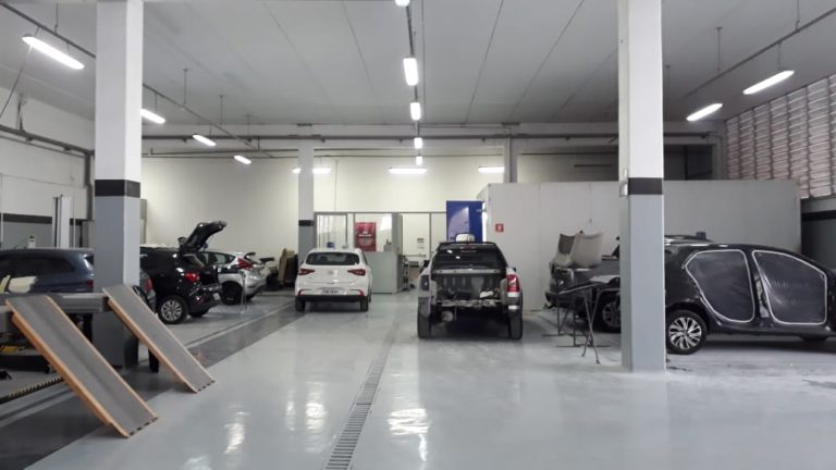 ReparoBox operação Destaque Fiat/Jeep Itaim Paulista